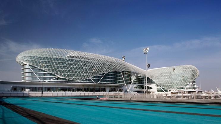 1/21  W Abu Dhabi - Yas Island