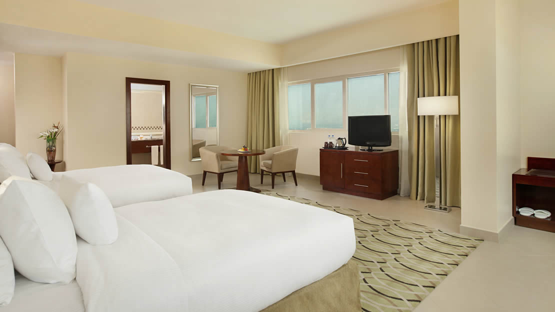 1/5  Doubletree Hilton Ras Al Khaimah