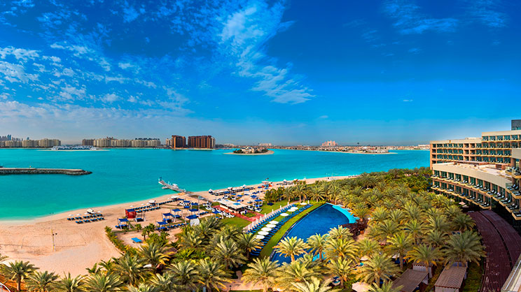 1/17  Rixos The Palm Dubai Hotel & Suites