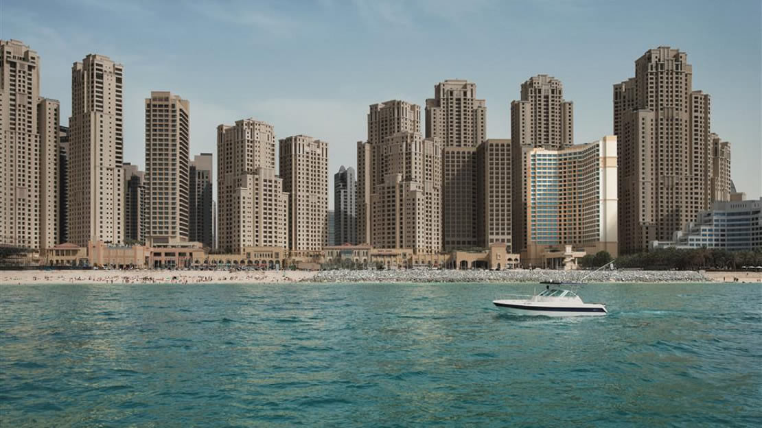 1/16  JA Ocean View Hotel - Dubai