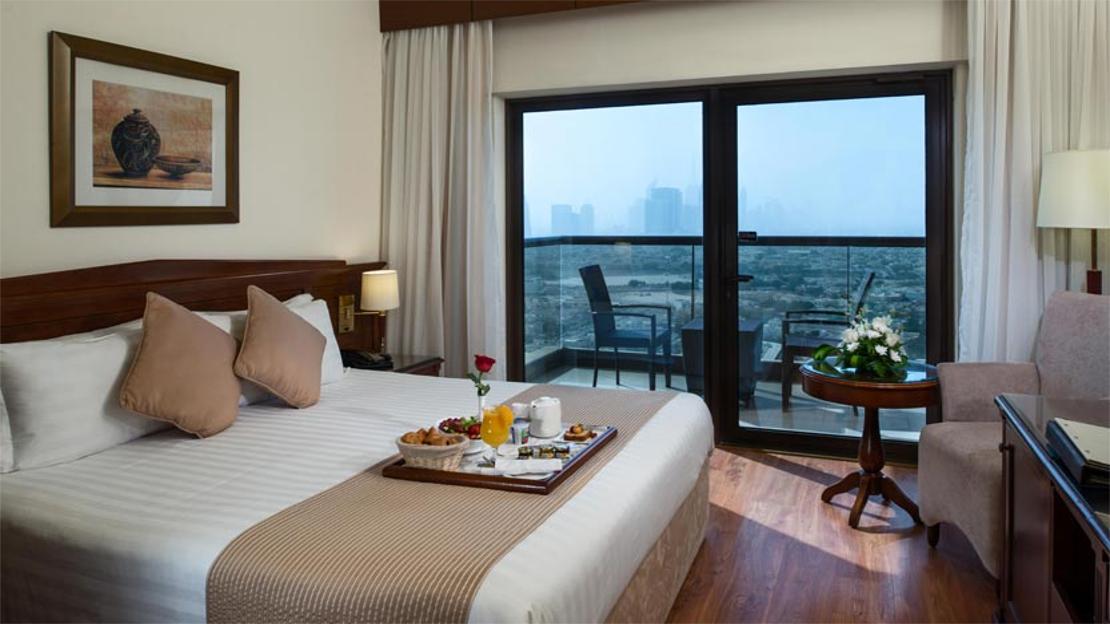 1/5  Majestic Hotel Tower Dubai - Dubai