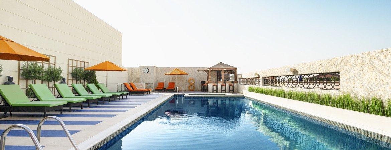 1/6  Cosmopolitan Hotel - Dubai
