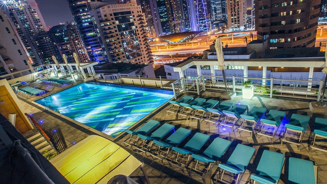 1/7  Marina Byblos Hotel - Dubai