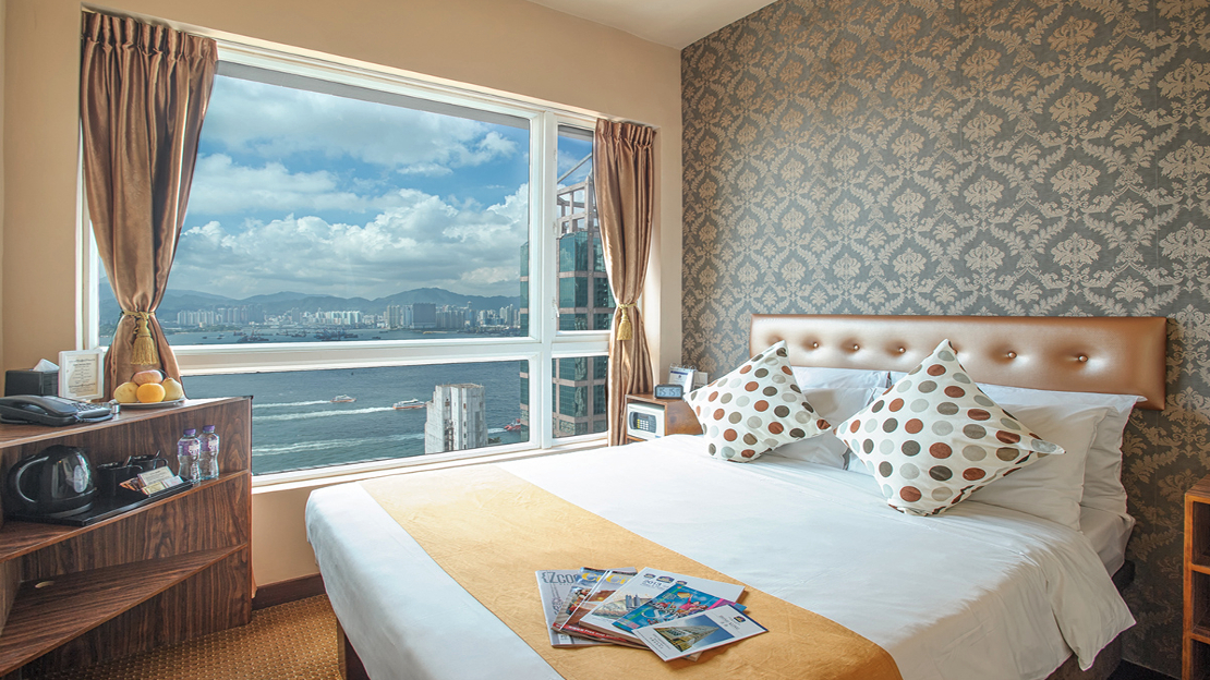 1/4  Best Western Hotel Harbour View - Hong Kong