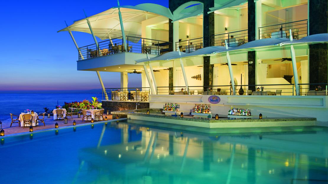 1/18  Secrets Vallarta Bay Puerto Vallarta - Mexico