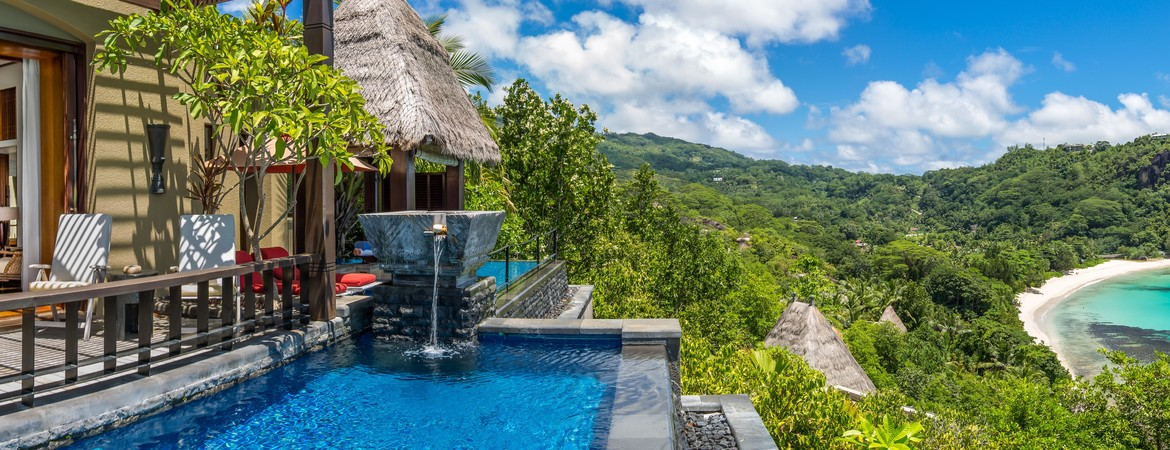 1/18  Maia Luxury Resort and Spa - Seychelles