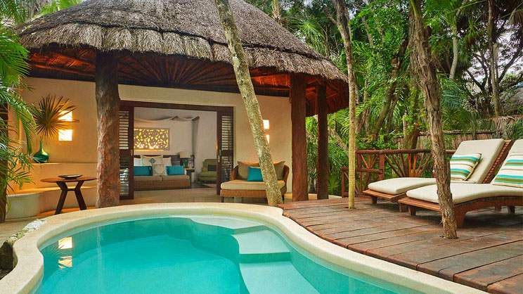 1/7  Viceroy Riviera Maya - Mexico