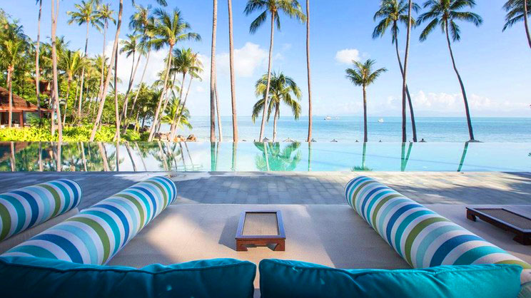 1/10  Four Seasons Resort - Koh Samui