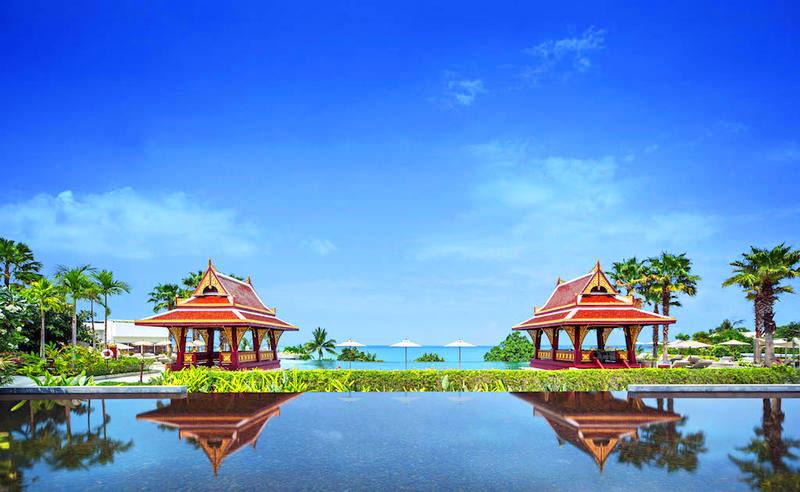 1/18  Amatara Wellness Resort - Thailand