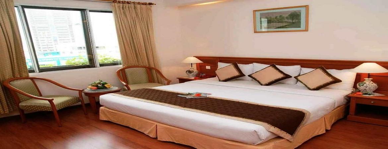 1/4  Oscar Saigon Hotel - Vietnam