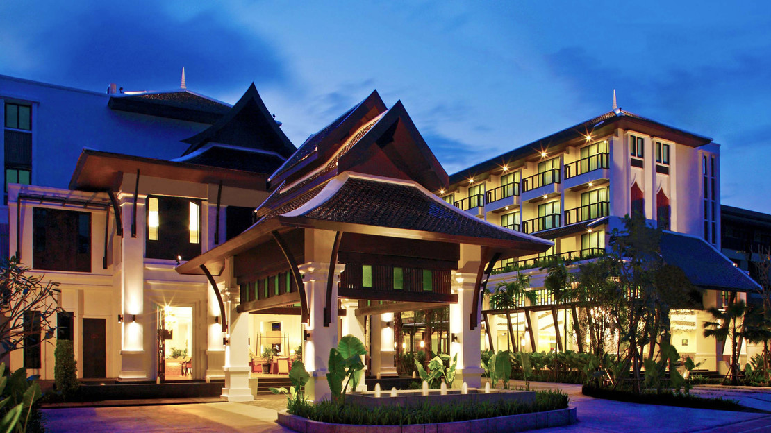 1/15  Centara Anda Dhevi Resort and Spa - Thailand