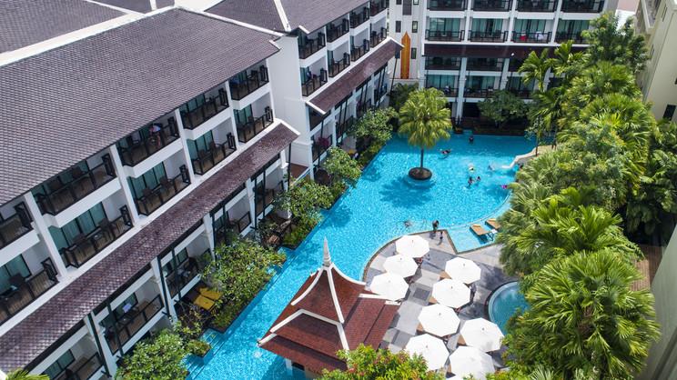 1/9  Centara Anda Dhevi Resort and Spa - Thailand