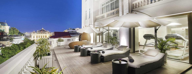 1/10  Hotel de L'Opera Hanoi - Vietnam