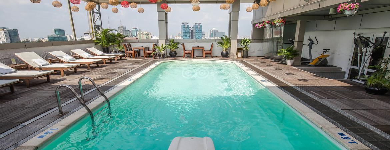 1/9  Golden Central Hotel Saigon - Vietnam