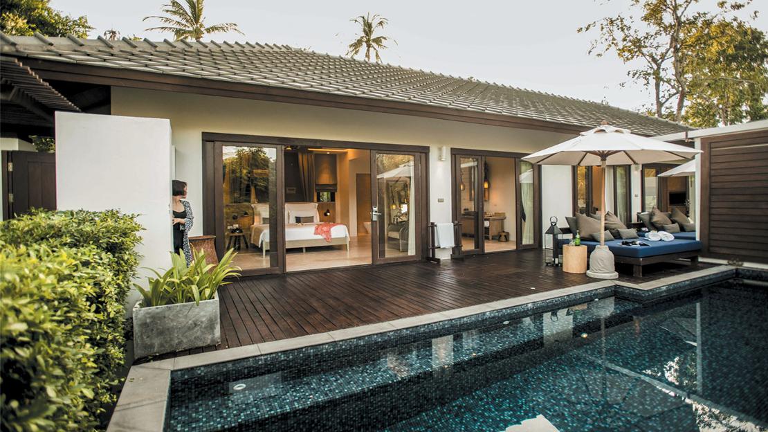 1/13  Outrigger Koh Samui Beach Resort
