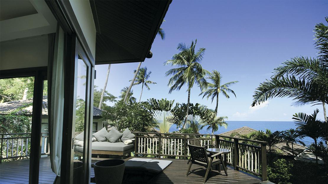 Ocean View Plunge Pool Suite