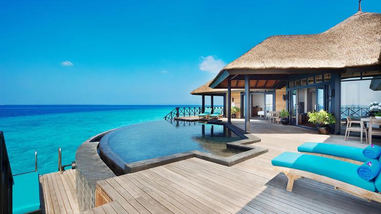1/18  JA Manafaru - Maldives