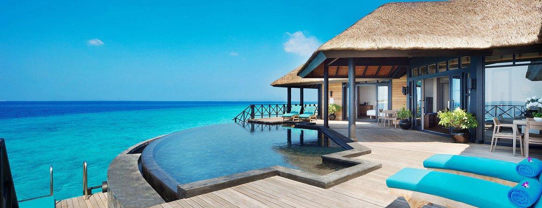 1/15  JA Manafaru - Maldives