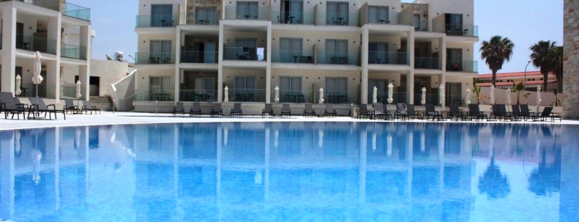1/7  Amphora Hotel and Suites - Paphos