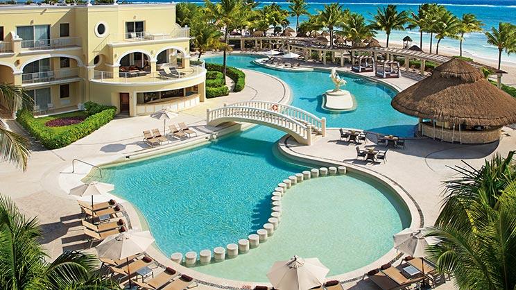 1/8  Dreams Tulum Resort and Spa - Mexico