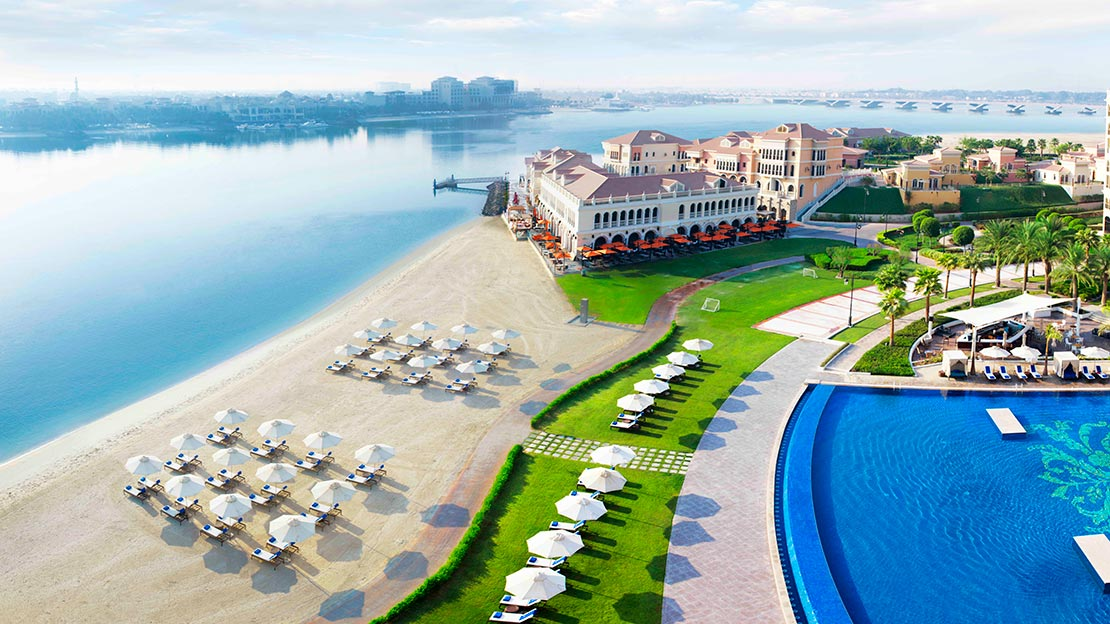 1/13  The Ritz-Carlton Abu Dhabi, Grand Canal