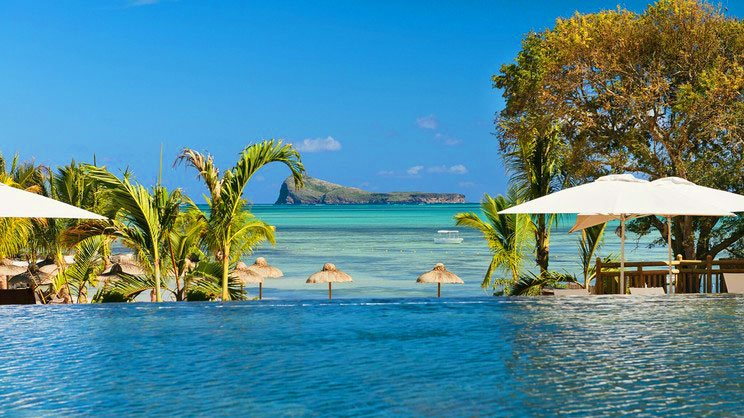 1/11  Zilwa Attitude Hotel - Mauritius