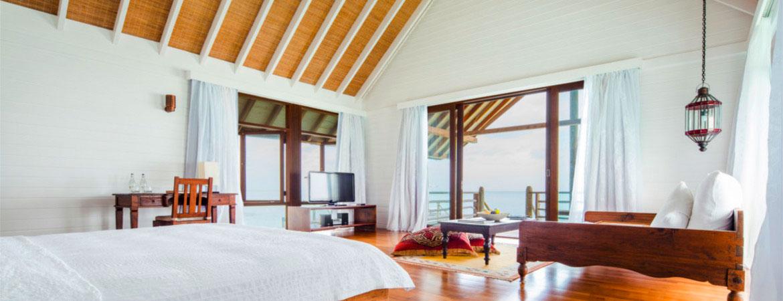 1/8  Cocoa Island by COMO - Maldives