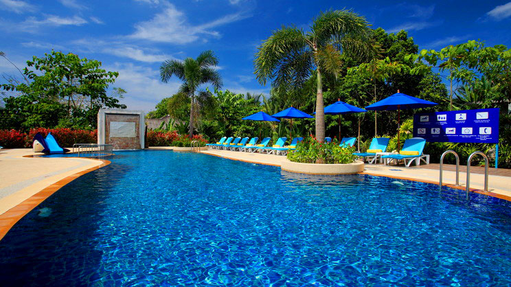 1/14  Centara Seaview Resort Khao Lak - Thailand