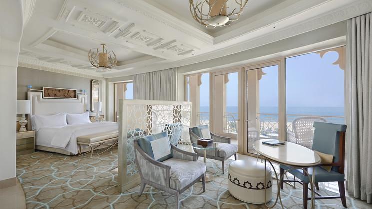 1/10  Waldorf Astoria Resort, Ras Al Khaimah