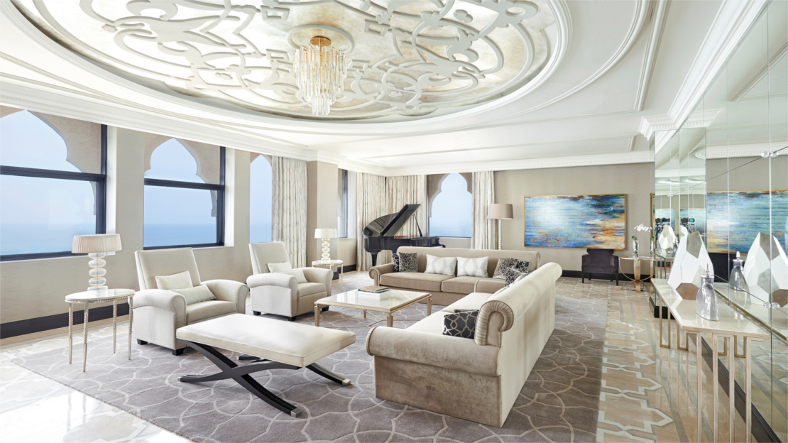 King Imperial Suite with Sea View / Balcony