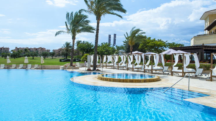 1/14  Intercontinental Mar Menor Golf Resort and Spa - Costa Blanca