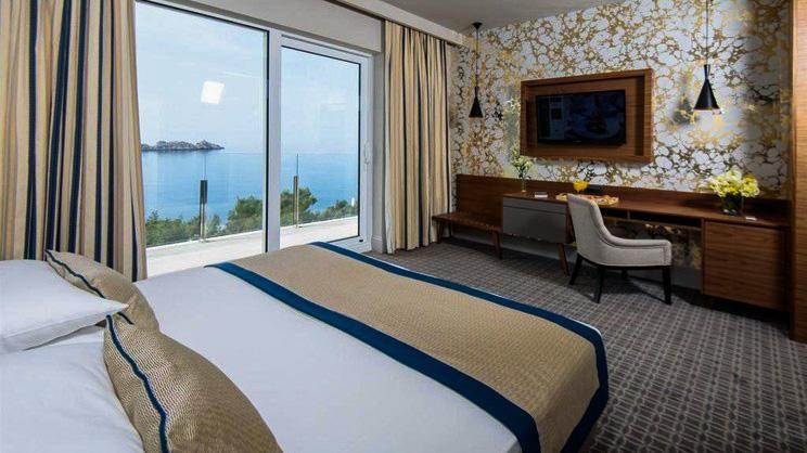1/5  Ariston Hotel - Dubrovnik