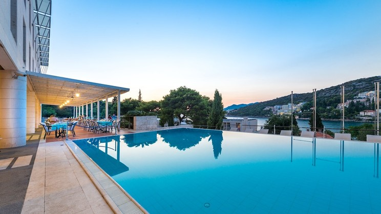 1/7  Hotel Uvala - Dubrovnik