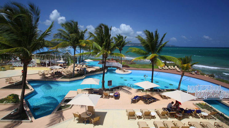 1/8  Magdalena Grand Beach and Golf Resort - Tobago