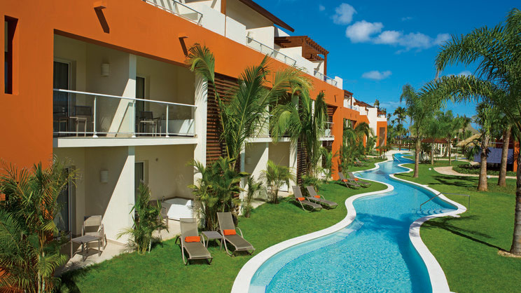 1/12  Breathless Punta Cana Resort and Spa - Dominican Republic