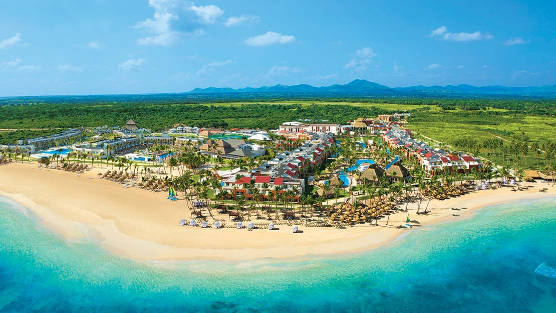 1/16  Breathless Punta Cana Resort and Spa - Dominican Republic
