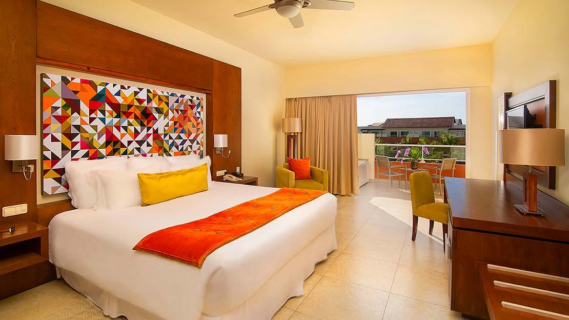 Allure Junior Suite Tropical View