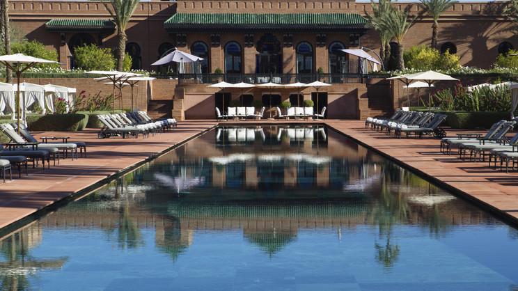 1/18  Selman Marrakech - Morocco