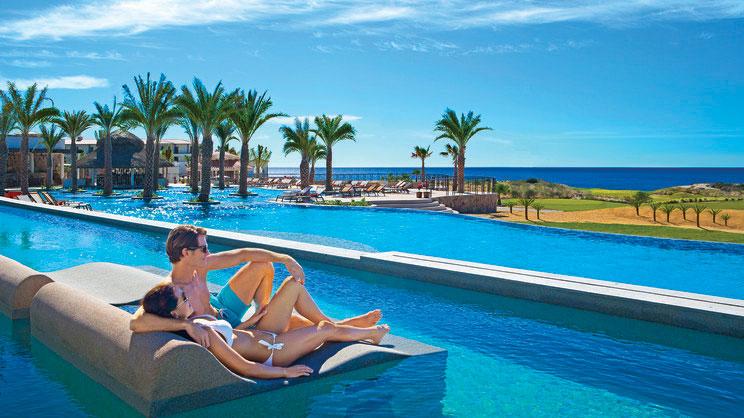 1/12  Secrets Puerto Los Cabos Golf and Spa Resort - Mexico