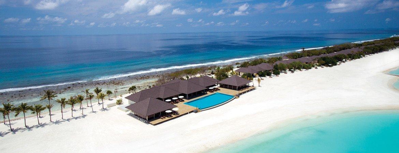 1/18  Atmosphere Kanifushi - Maldives
