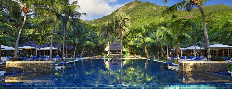 1/18  Hilton Seychelles Labriz Resort and Spa - Seychelles