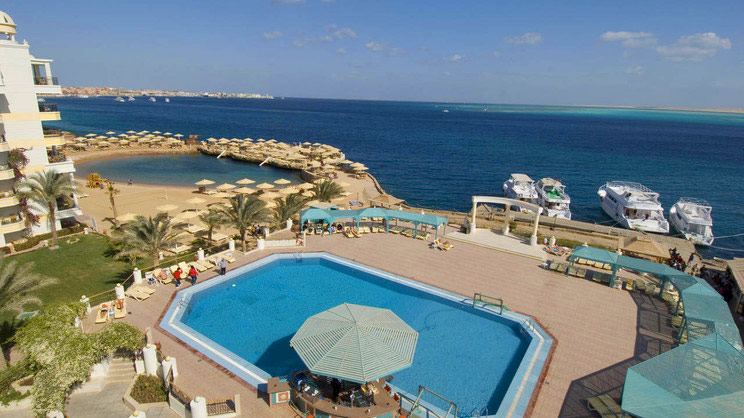 1/4  Sunrise Holidays Resort - Hurghada