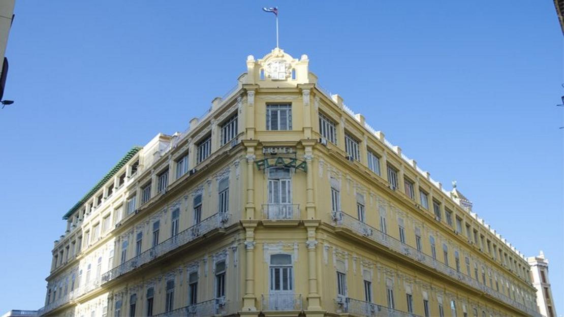 1/7  Gran Caribe Hotel Plaza - Cuba