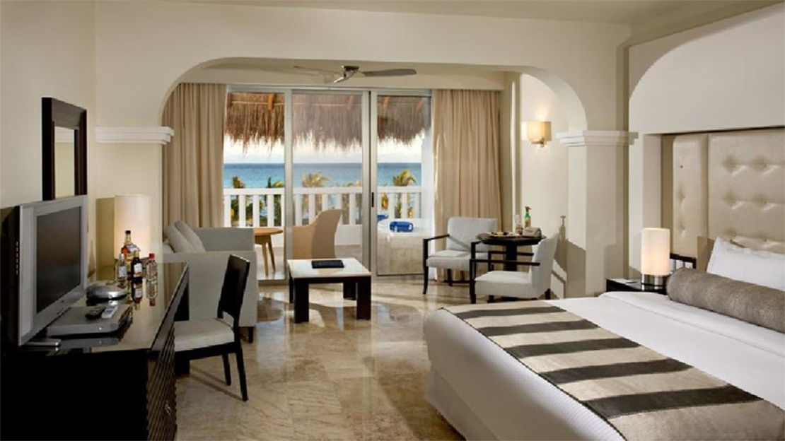 Grand Sunset Princess All Suites Resort And Spa Mexico Holidays