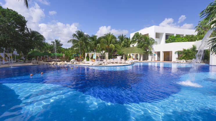1/14  Grand Oasis Tulum - Riviera Maya