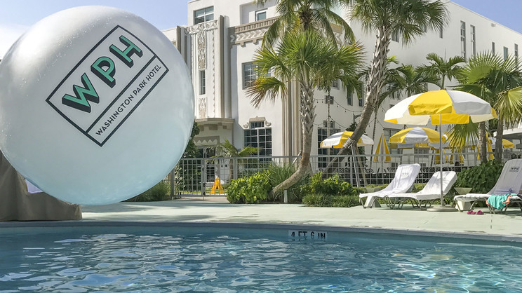 Washington Park Hotel South Beach