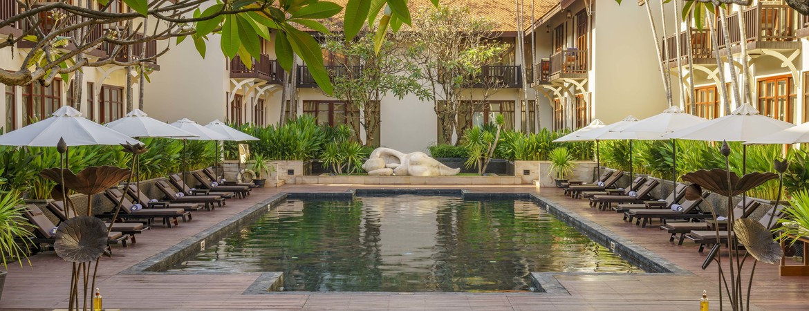 1/13  Anantara Angkor Resort and Spa - Cambodia