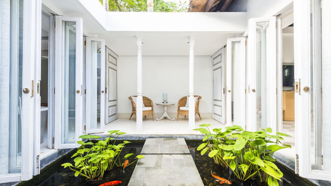 Garden Pool Villa