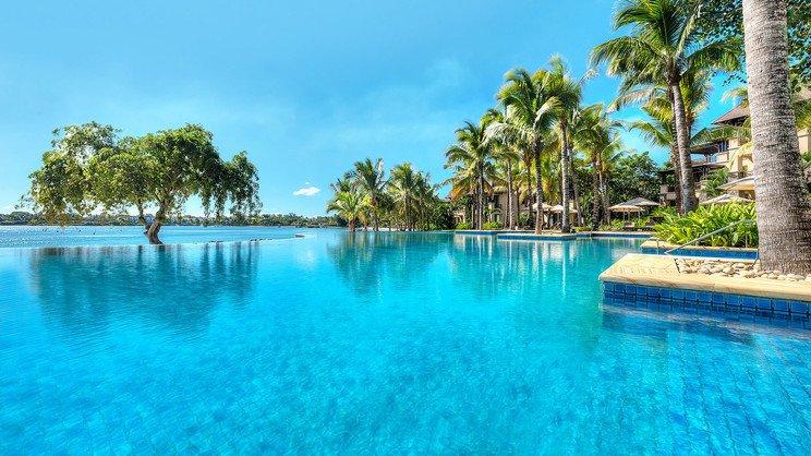 1/19  Westin Turtle Bay - Mauritius