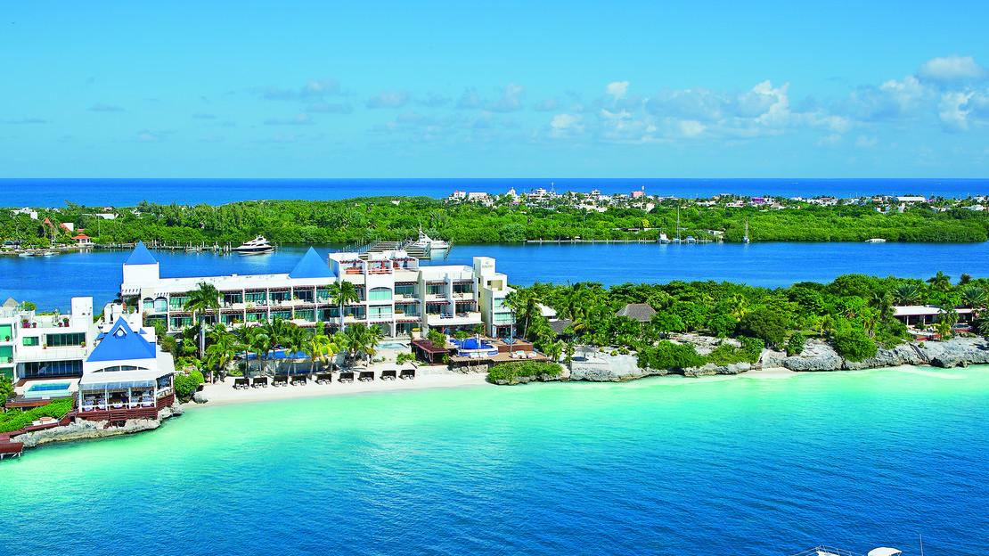 1/9  Zoetry Villa Rolandi Isla Mujeres Cancun - Mexico